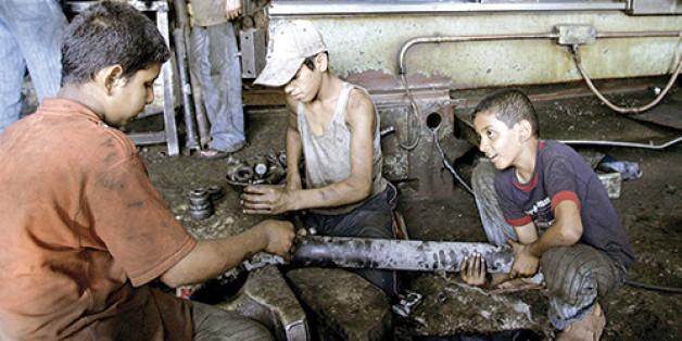Comment le Maroc veut lutter contre le travail des enfants