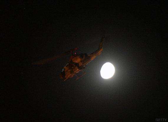 helicoptero turquia