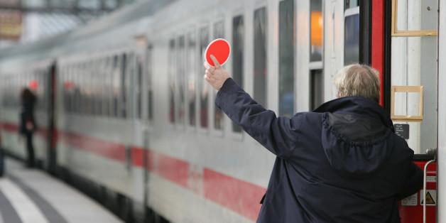 Flüchtling stieg mit falschem Ticket in den ICE