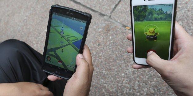 Pokémon Go entwickelt sich nicht nur zum Massenspaß, sondern auch als Idee für Zweisamkeit