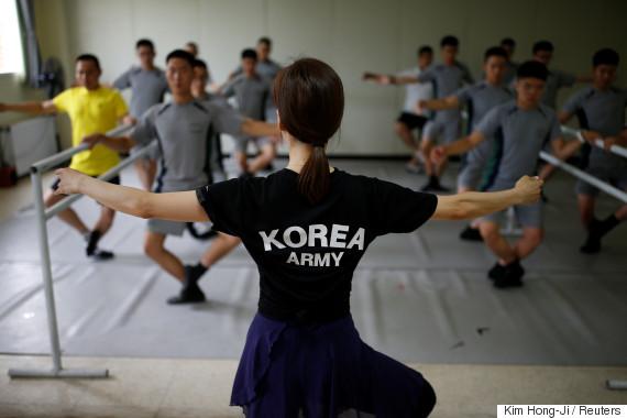 south korea ballet