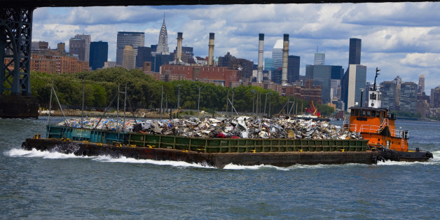 New Yorker Unternehmen haben ihren Müll um 50 Prozent reduziert