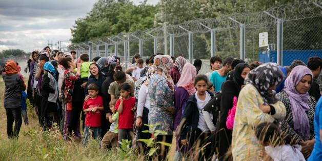 In Staaten wie Jordanien oder Türkei befinden sich wesentlich mehr Flüchtlinge als in den USA oder Deutschland.