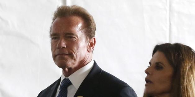 Arnold Schwarzenegger und Maria Shriversind getrennt - aber immer noch nicht geschieden