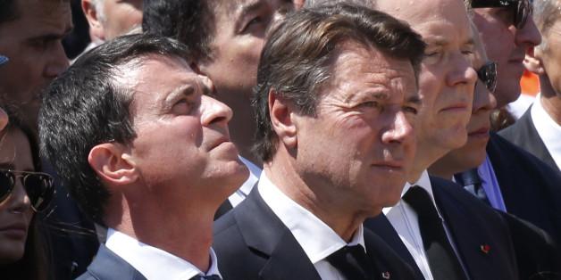 Frankreichs Regierungschef Valls bei Schweigeminute für Anschlagsopfer in Nizza ausgebuht