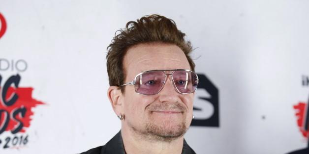 U2-Sänger Bono war während des Attentats in Nizza
