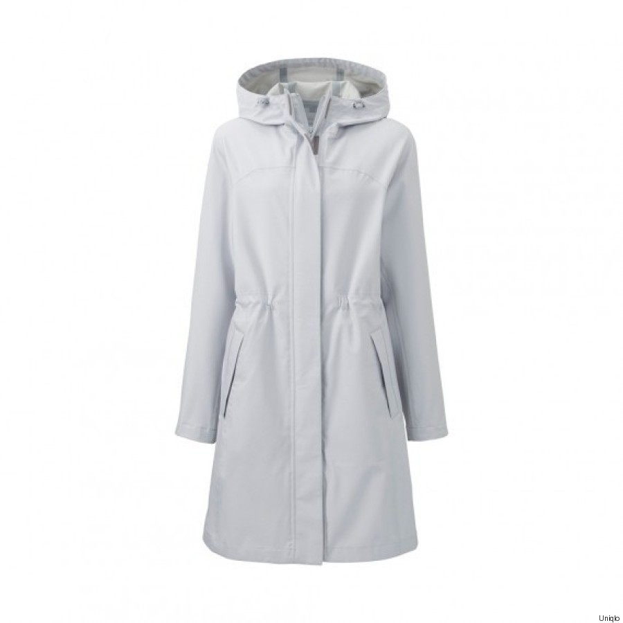 Uniqlo Unveils New Waterproof Raincoat Jacket With Built ...