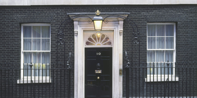 Europe, Great Britain, England, London, 10 Downing Street