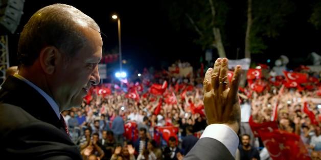 Erdogan ist bereit, in der Türkei die Todesstrafe wieder einzuführen