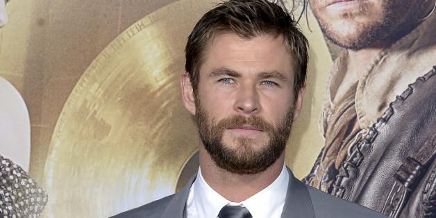"""Chris Hemsworth kehrt zu """"Star Trek"""" zurück"""