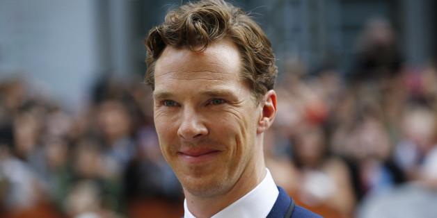 Schauspieler Benedict Cumberbatch wird am Dienstag 40 Jahre alt