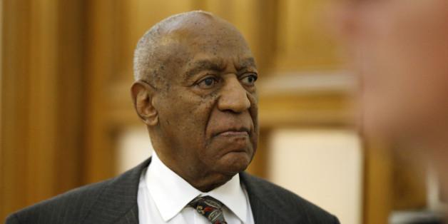 Bill Cosby soll erblindet sein