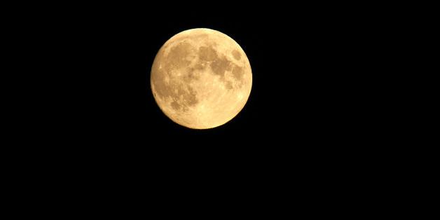In der Nacht auf den 20. Juli kann man den Donnermond  am Himmel sehen.