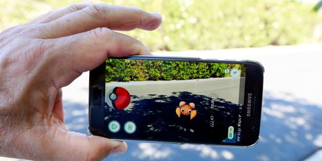 Pokémon Go begeistert auch in Deutschland die Fans
