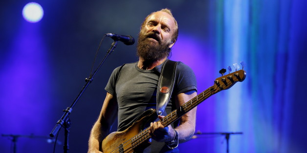 Sänger Sting will dem verstorbenen Prince einen Song widmen