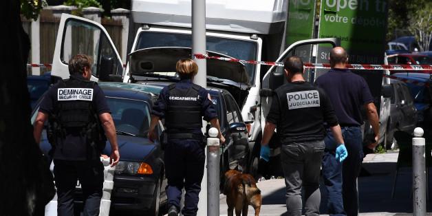 Cinq jours après l'attentat de Nice, ce que l'on sait sur l'enquête
