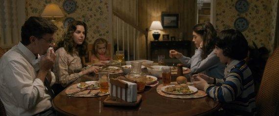 famille stranger things