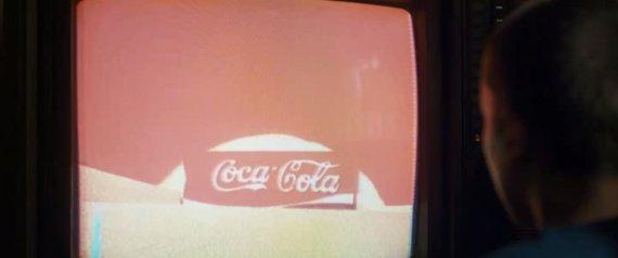 coca cola stranger things