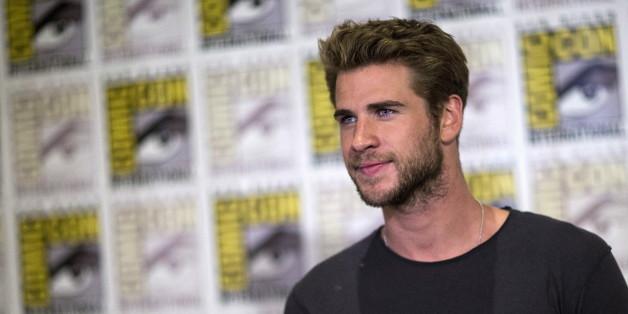 Liam Hemsworth schickt Liebesgrüße an Miley Cyrus - mit einem Hausschwein