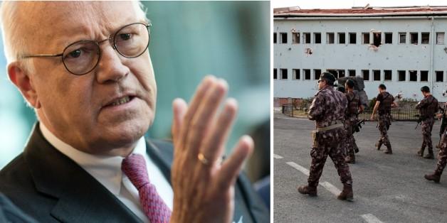 CSU-Politiker Uhl warnt vor einem neuen Putsch in der Türkei - einem viel schlimmeren