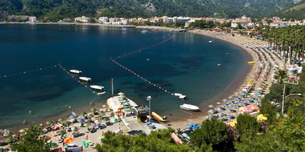 Die Lage in den türkischen Badeorten gilt als ruhig- sagen die Veranstalter