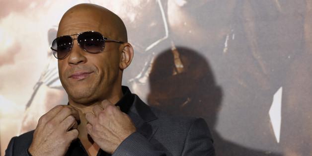 """Vin Diesel ist bald wieder in einem """"xXx""""-Film zu sehen"""