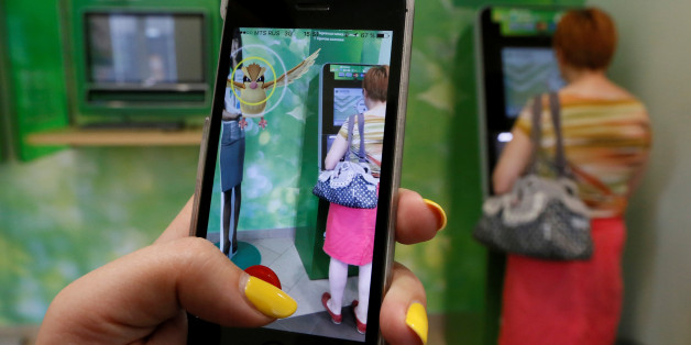 Pokémon Go soll 2017 als Film ins Kino kommen