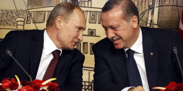 """""""Die Türkei braucht Russland"""": Wie Putin vom Militärputsch in der Türkei profitiert"""