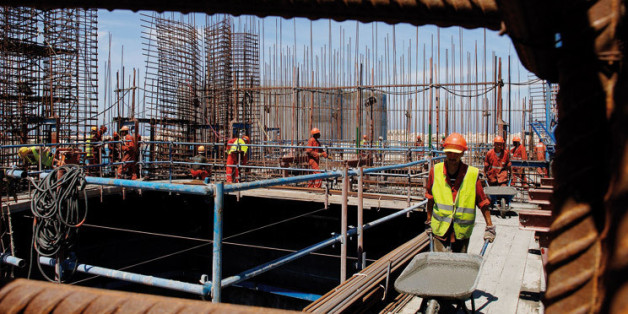 Les professionnels du ciment espèrent une reprise du secteur