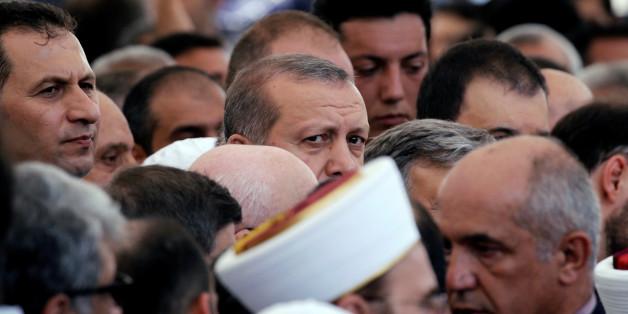 """Erdogans """"unheimliches"""" Propaganda-Netz: Wie der türkische Präsident in Deutschland an Macht gewinnt"""