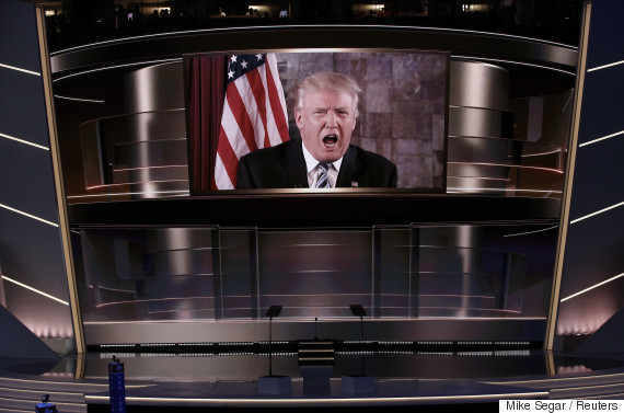 trump screen