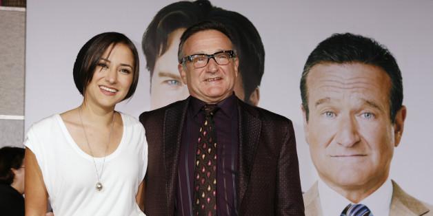 Robin Williams ist seit fast zwei Jahren tot - am 22. Juli hatte er Geburtstag. Seine Tochter erinnert mit einem Bild an ihn