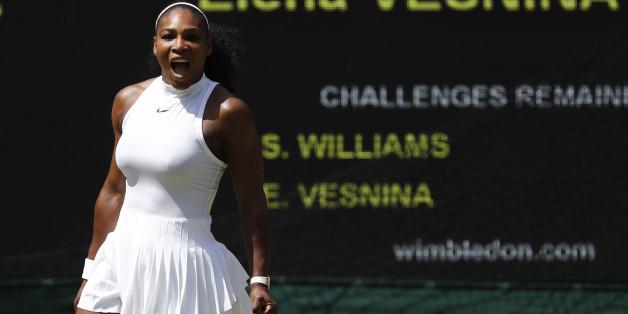 Serena Williams hat 22. Master-Titel - doch die Tennis-Spielerin ist auch eine Frau