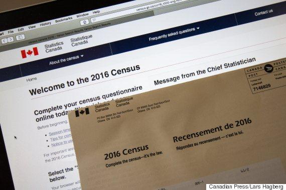 census canada questionnaire