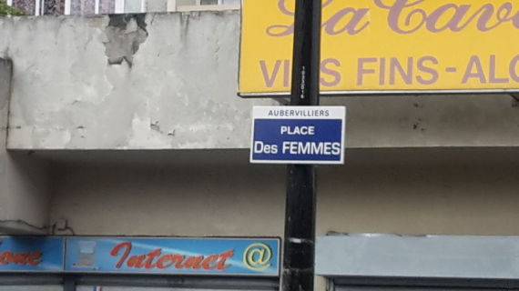 place des femmes