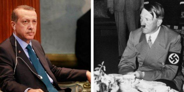 die vergleiche von erdogan und hitler im netz was ist daran unsinn und was vielleicht nicht - Hitlers Lebenslauf