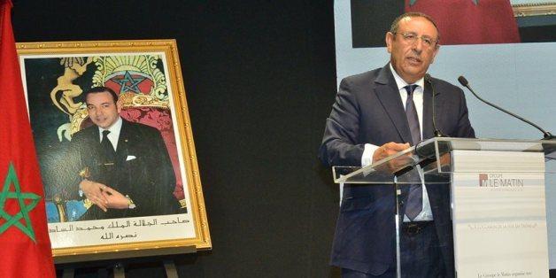 """Youssef Amrani: """"Le roi veut encrer l'Afrique dans un cercle vertueux"""""""
