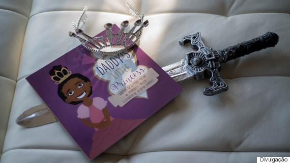 livro princesa negra