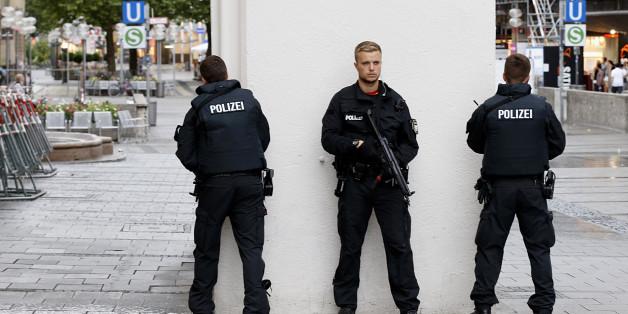 Terror in München