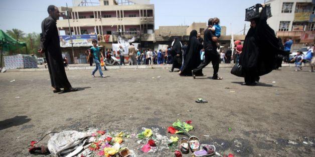 Un attentat à la voiture piégée fait dix morts en Irak