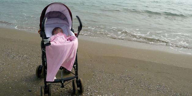 L'erreur grave à ne pas commettre avec bébé en cas de chaleur