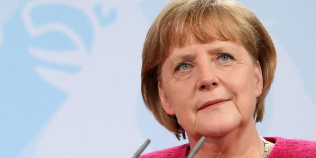 Merkels Reaktion nach dem Attentat dauerte - war aber besonnen