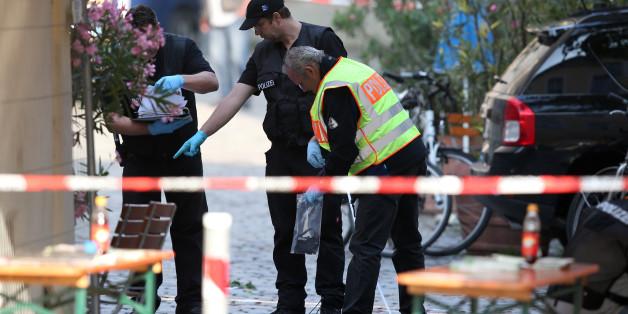 Zum Anschlag in Ansbach soll es ein Bekennervideo geben
