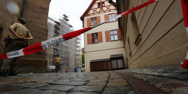 Der Täter von Ansbach könnte Mitglied in der Terrormiliz IS gewesen sein