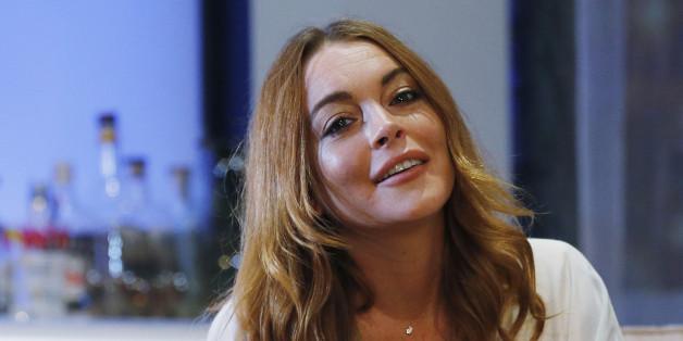 Lindsay Lohan soll sich von ihrem Verlobten getrennt haben - nun nimmt sie sich Zeit für sich.