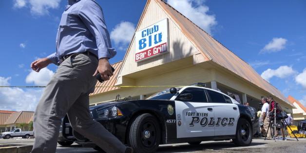 Nach der Schießerei vor einem Club in Florida ermittelt nun die Polizei