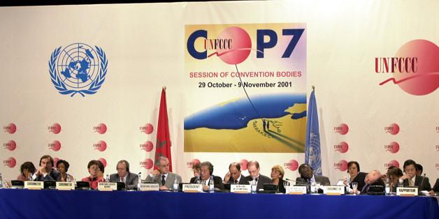 Il y a 15 ans, Marrakech accueillait la COP7