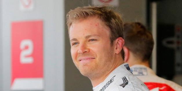Formel-1-Fahrer Nico Rosberg spricht, wie er seine große Liebe kennengelernt hat