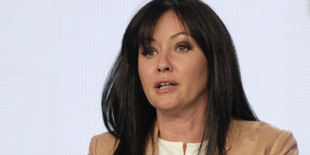 Shannen Doherty kämpft gegen Brustkrebs - und ist dabei nicht alleine