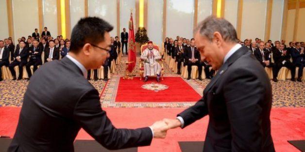 Un investissement chinois de 1 milliard de dirhams au Maroc